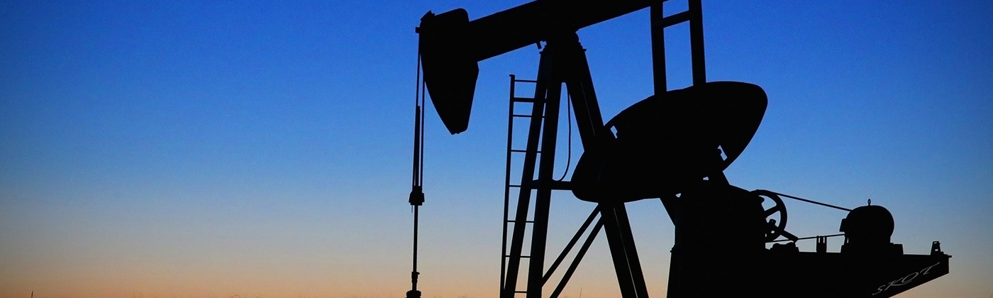 Oil and gas sector outlook cover